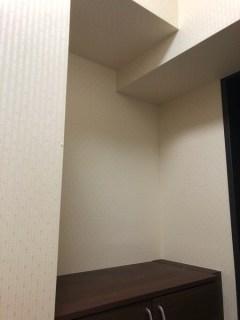 夏休み日記その②DIYしかやることが無かったから映え玄関スペースを作った件