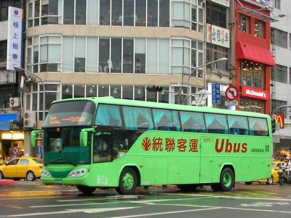 統聯客運U-bus