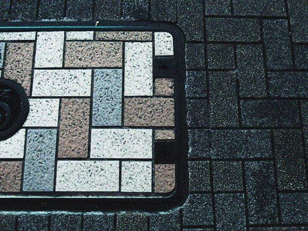 色の違うブロック