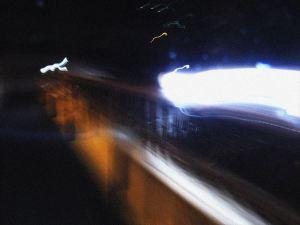 歩道橋の灯り2