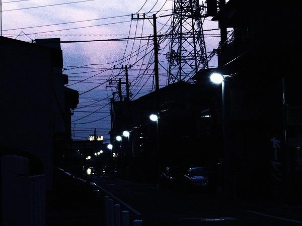 夕方の空4