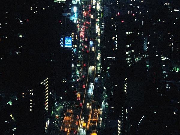 六本木ヒルズからの夜景6