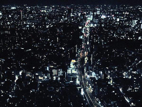 六本木ヒルズからの夜景7
