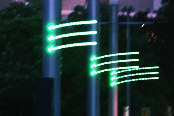 緑の閃光4