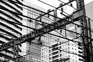 電車の電線2