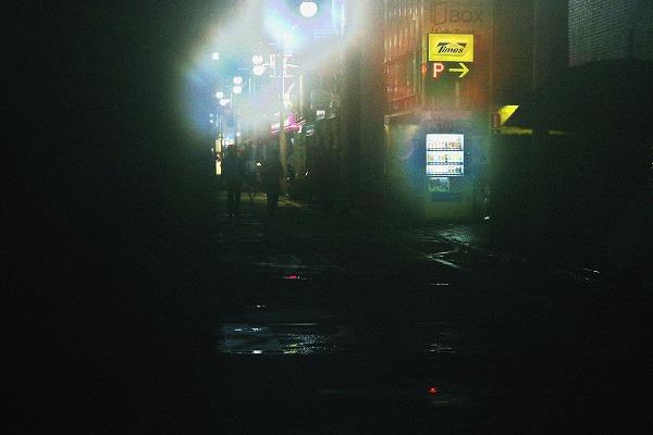 ぼやける街灯2
