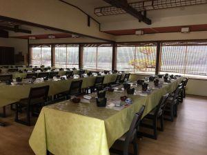 赤坂の食堂