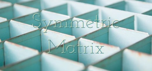 symmetric matrices problems