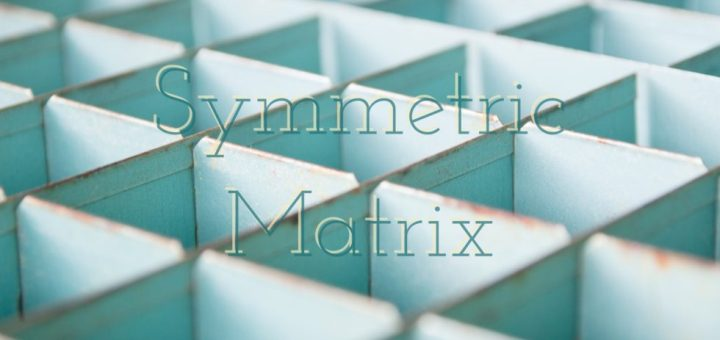symmetric matrices problems