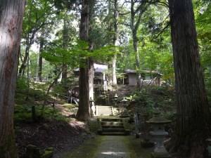 隠津島神社