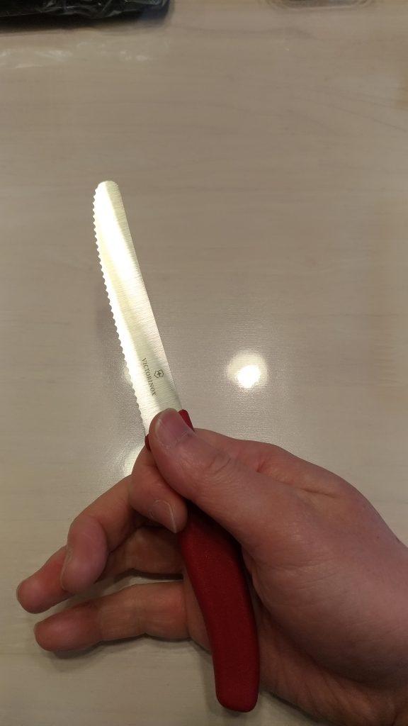 ベジタブルナイフ 柄