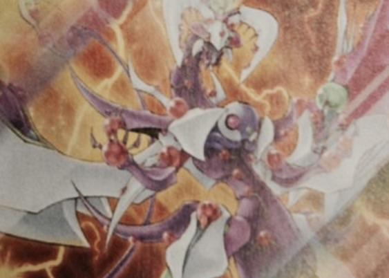《覇王紫竜オッドアイズ・ヴェノム・ドラゴン 》効果考察 覇王白竜もクル?