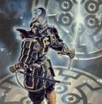 【遊戯王 高騰:真六武衆-キザン】「影六武衆」の影響で一気に高騰している!
