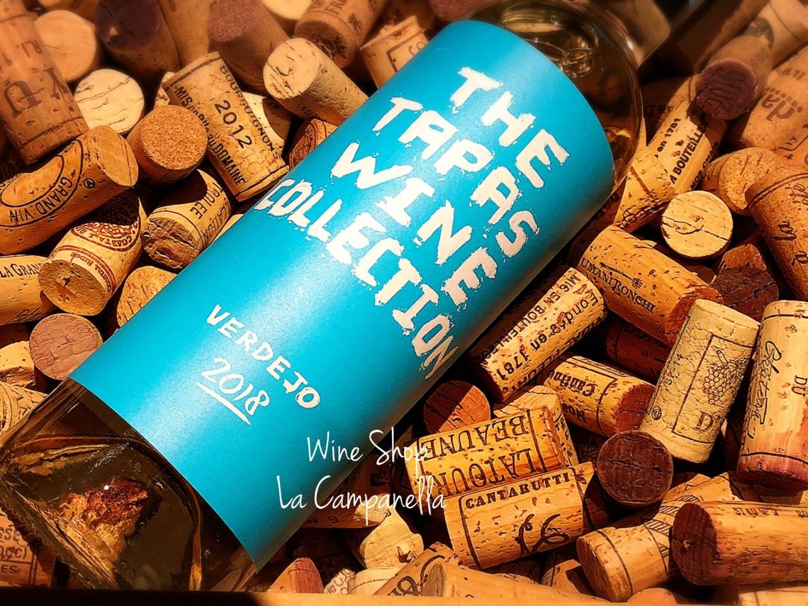 The Tapas Wine Collection Verdejo 2018