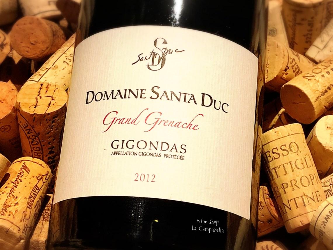 Gigondas Grand Grenache