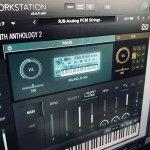 【ソフト音源レビュー】ハードシンセの代わりになるか?「Synth Anthology 2」を導入してみた