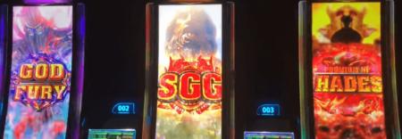ユニバーサルエンターテイメントのカジノ用GODが凄すぎる動画