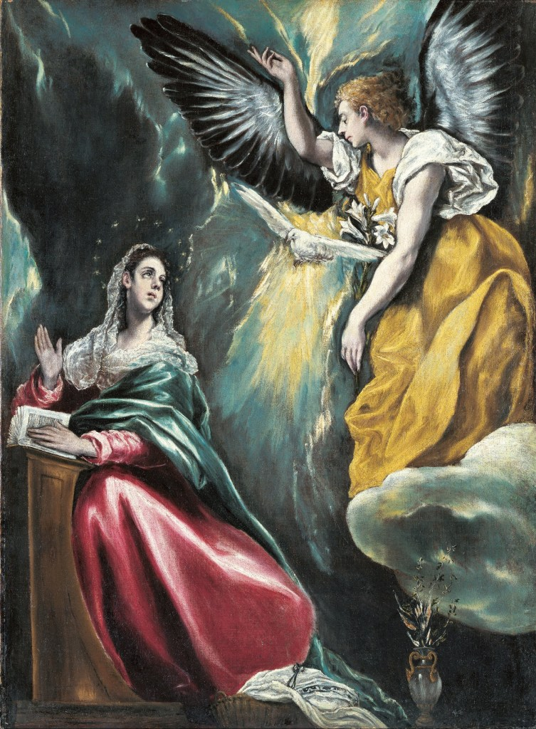 El_GRECO(Domenikos_Theotokopoulos)_-_Annunciation_-_Google_Art_Project