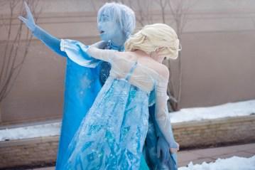 Frozen Anna II