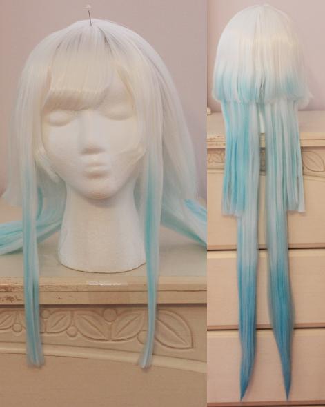 Akira Totsuka wig