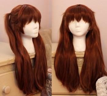 Asuka wig