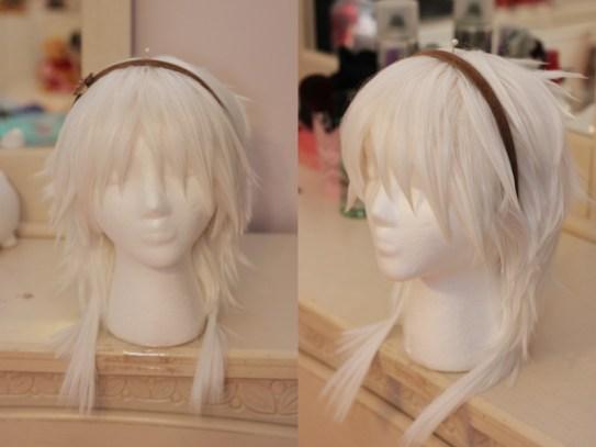Sphintus Carmen wig