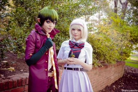 Amaimon and Shiemi
