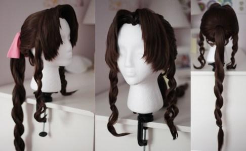 Aerith Gainsborough wig