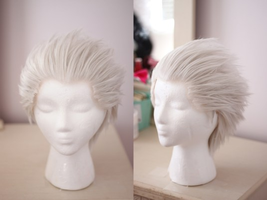 Archer wig