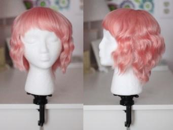 Commander Holly wig