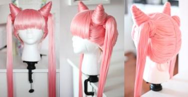 Gijinka version of the Stand Killer Queen wig