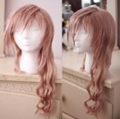 Lightning wig