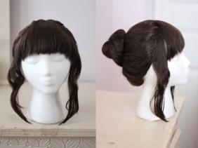 Lily Mandus wig