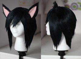 Male version of Ahri wig