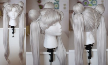 Queen Serenity wig