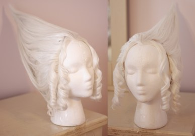Quill wig