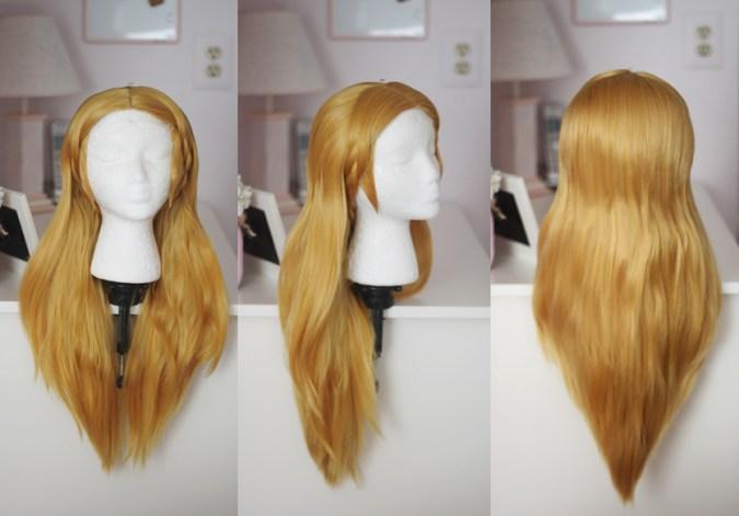 Zelda wig