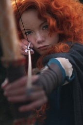 """If you had a chance to change your fate, would you?"" -Merida"
