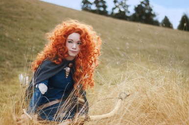 """Our fate lives within us, you only have to be brave enough to see it."" -Merida"