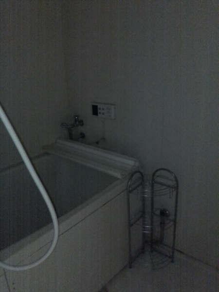 浴室ビフォア