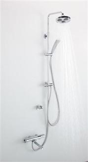 GGシリーズのシャワーバー水栓付