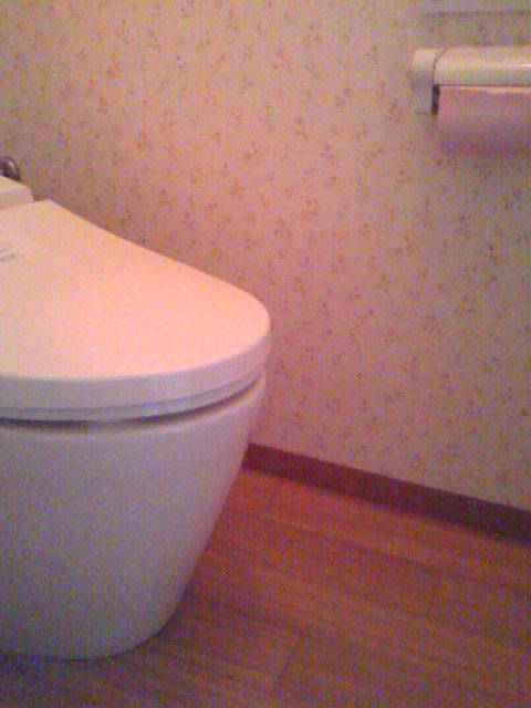 トイレ内装パックはTOTOピュアレストEX