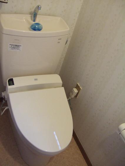 おすすめトイレパック施工事例