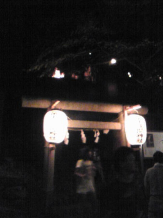 浅間様火祭り2010