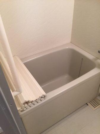 1116のお風呂解体前