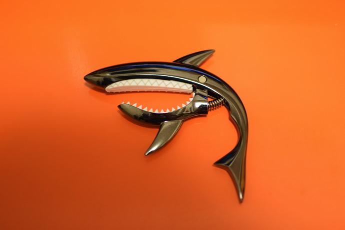 鮫 カポタスト