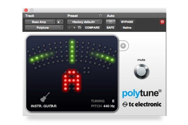 TC Electronic PolyTuneのプラグインを買う意味はあるのか?