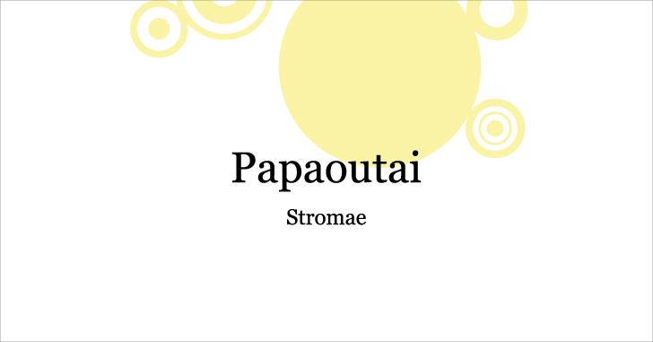 【音楽】Stromae - Papaoutai
