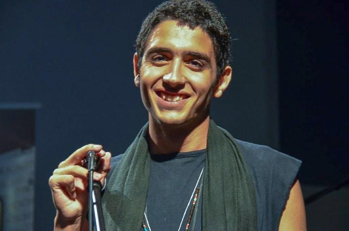 תמיר גרינברג, גאון מוזיקלי צעיר. צילום: יובל אראל