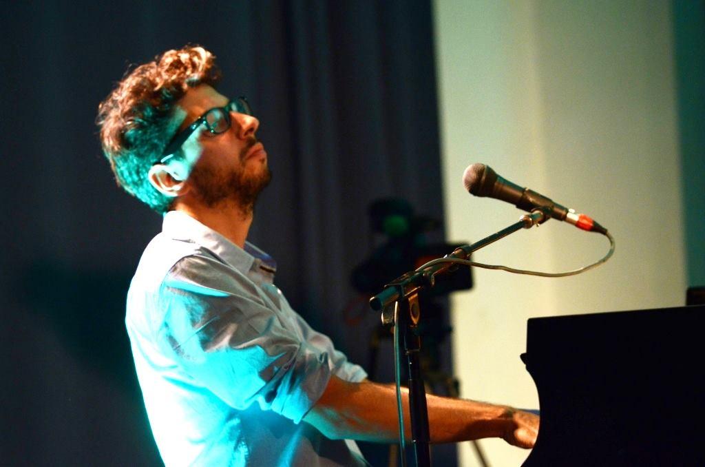 אסף שתיל, פסטיבל הפסנתר. צילום יובל אראל